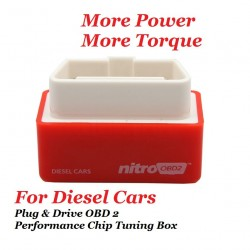 Чип тунинг Nitro OBD II за дизел