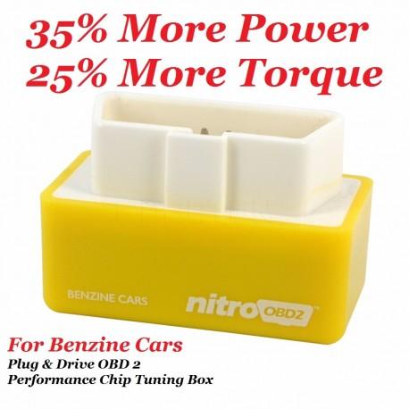 Чип тунинг Nitro OBD II за бензин