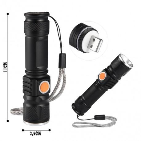Мини USB фенер