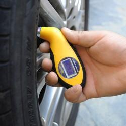 Ел. уред за мерене налягането в гумите