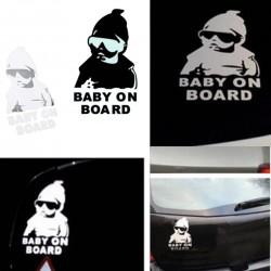Стикер ,,Baby on board''